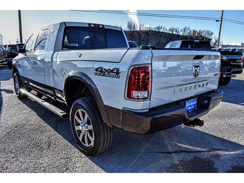2018 Ram 2500 Mega Cab 4x4, Pickup #JG166482 - photo 9