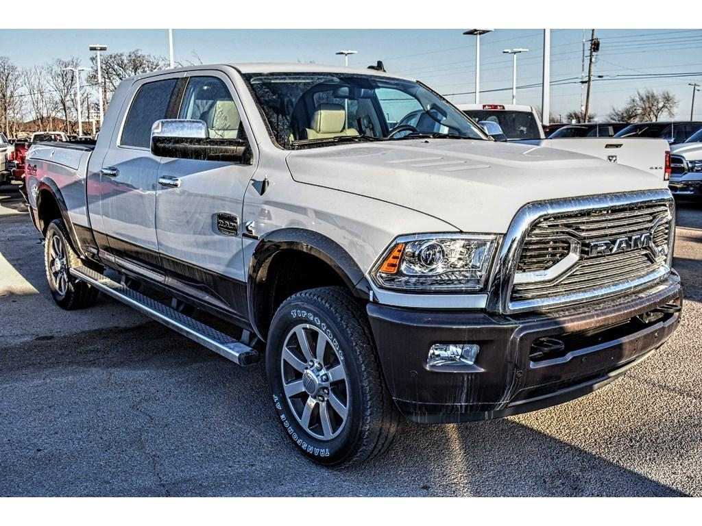 2018 Ram 2500 Mega Cab 4x4, Pickup #JG166484 - photo 3