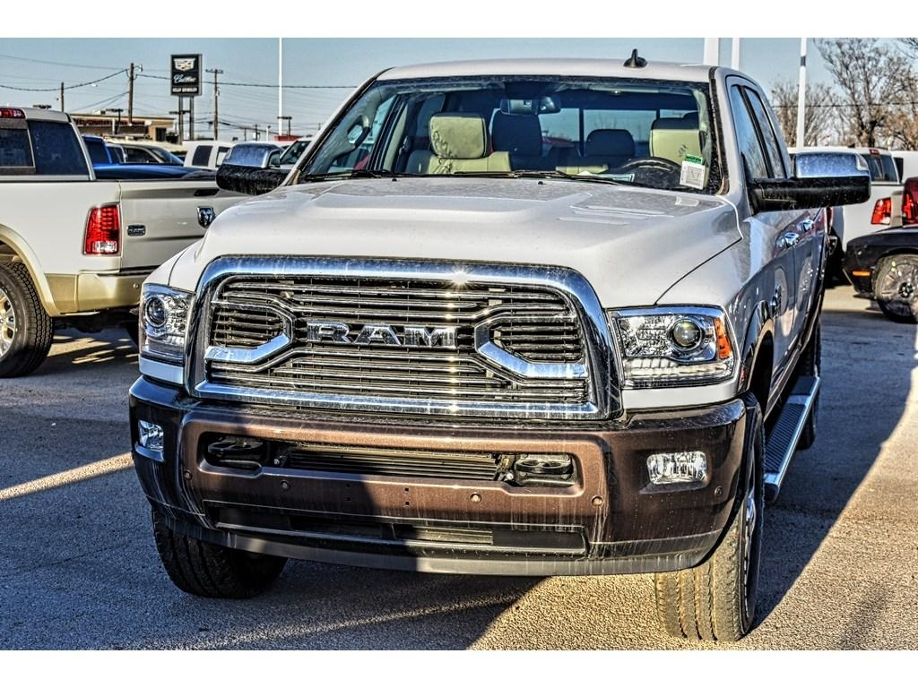 2018 Ram 2500 Mega Cab 4x4, Pickup #JG166484 - photo 4