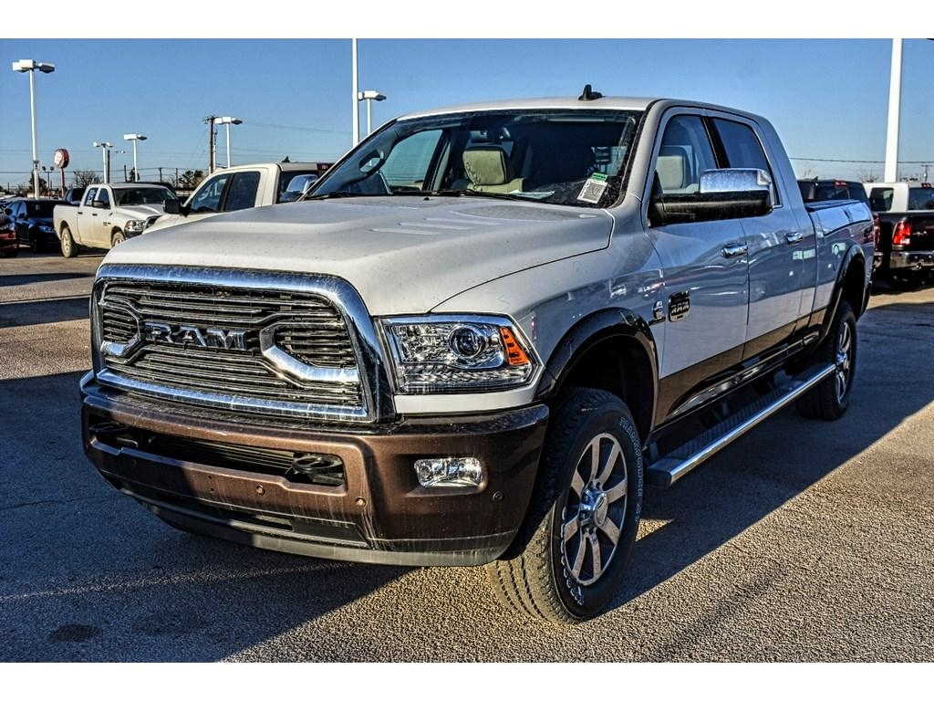 2018 Ram 2500 Mega Cab 4x4, Pickup #JG166484 - photo 5