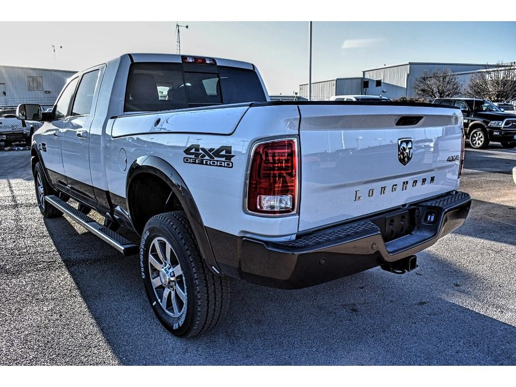 2018 Ram 2500 Mega Cab 4x4, Pickup #JG166484 - photo 9