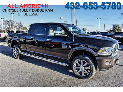 2018 Ram 2500 Mega Cab 4x4, Pickup #JG166485 - photo 1