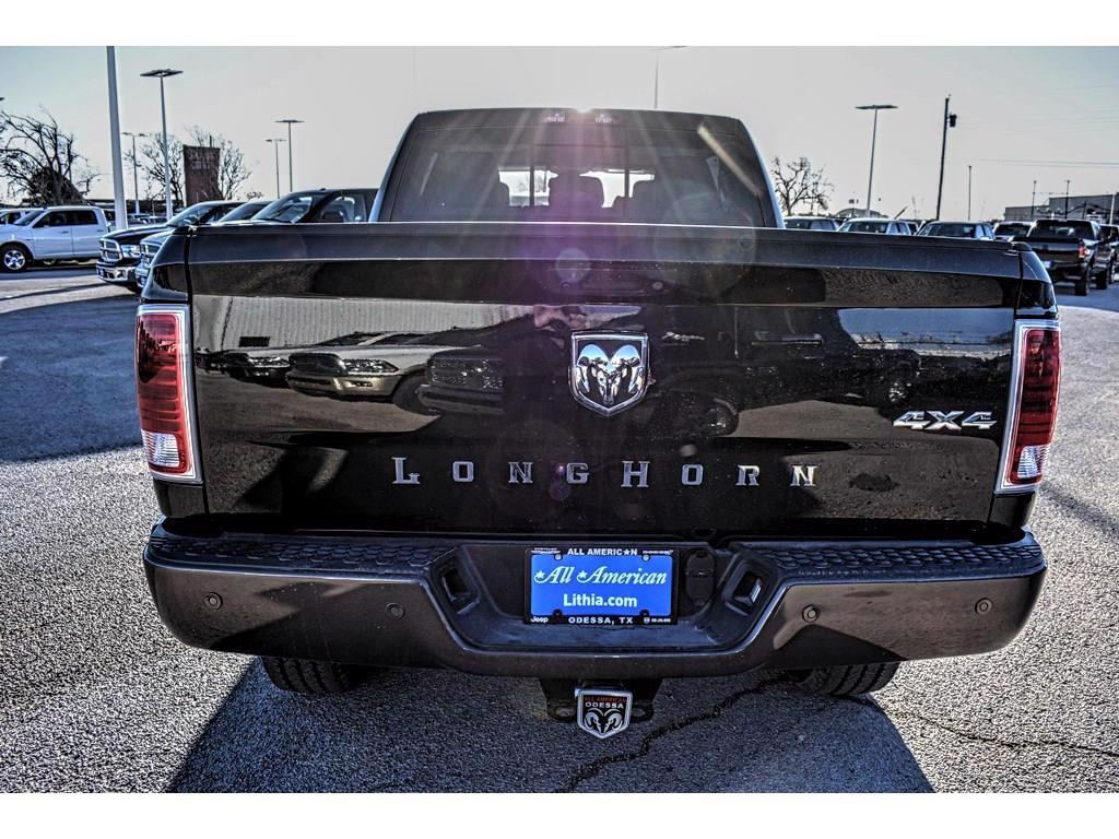 2018 Ram 2500 Mega Cab 4x4, Pickup #JG166486 - photo 10