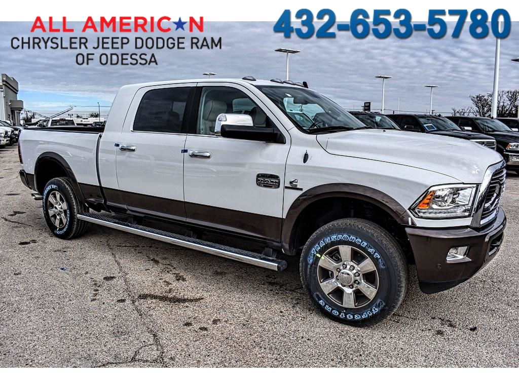 2018 Ram 3500 Mega Cab 4x4, Pickup #JG203794 - photo 1