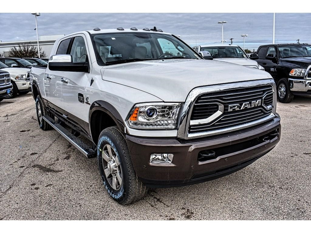 2018 Ram 3500 Mega Cab 4x4, Pickup #JG203794 - photo 3