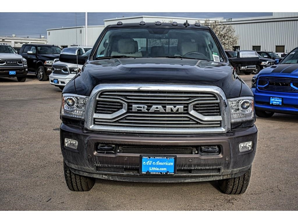 2018 Ram 3500 Mega Cab 4x4, Pickup #JG203795 - photo 4