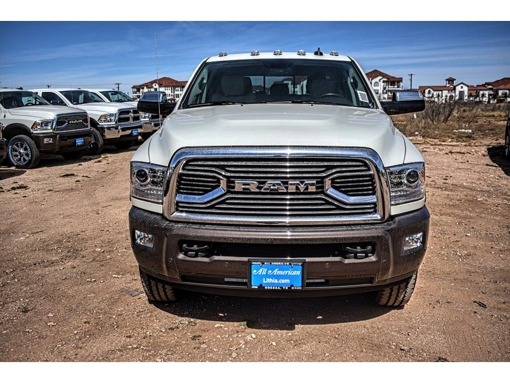 2018 Ram 3500 Mega Cab 4x4, Pickup #JG203796 - photo 4