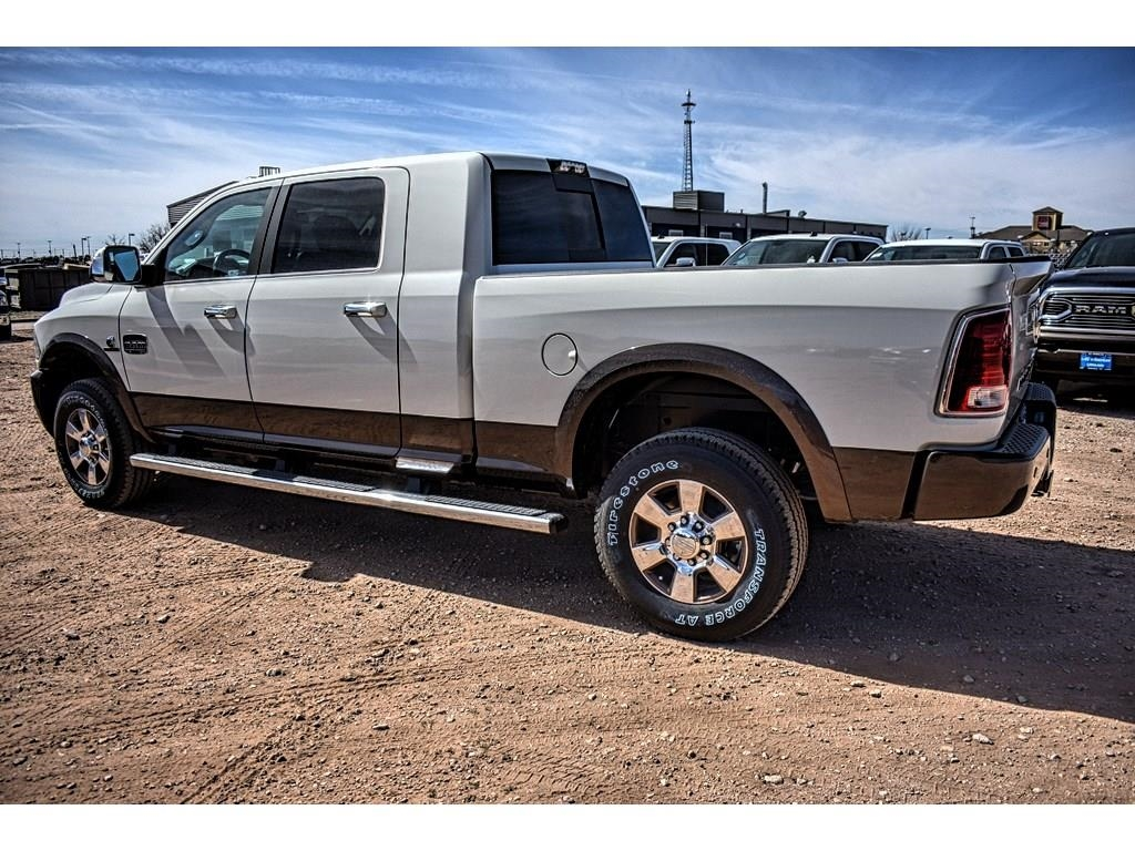 2018 Ram 3500 Mega Cab 4x4, Pickup #JG203796 - photo 8