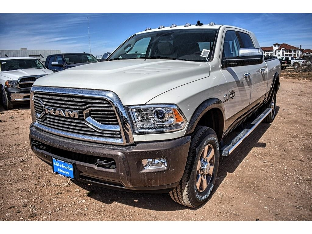 2018 Ram 3500 Mega Cab 4x4, Pickup #JG203796 - photo 5