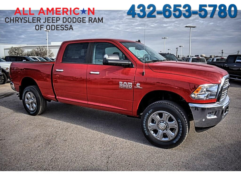 2018 Ram 3500 Crew Cab 4x4,  Pickup #JG203949 - photo 1