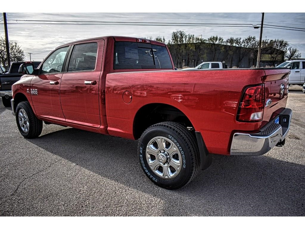 2018 Ram 3500 Crew Cab 4x4,  Pickup #JG203949 - photo 8