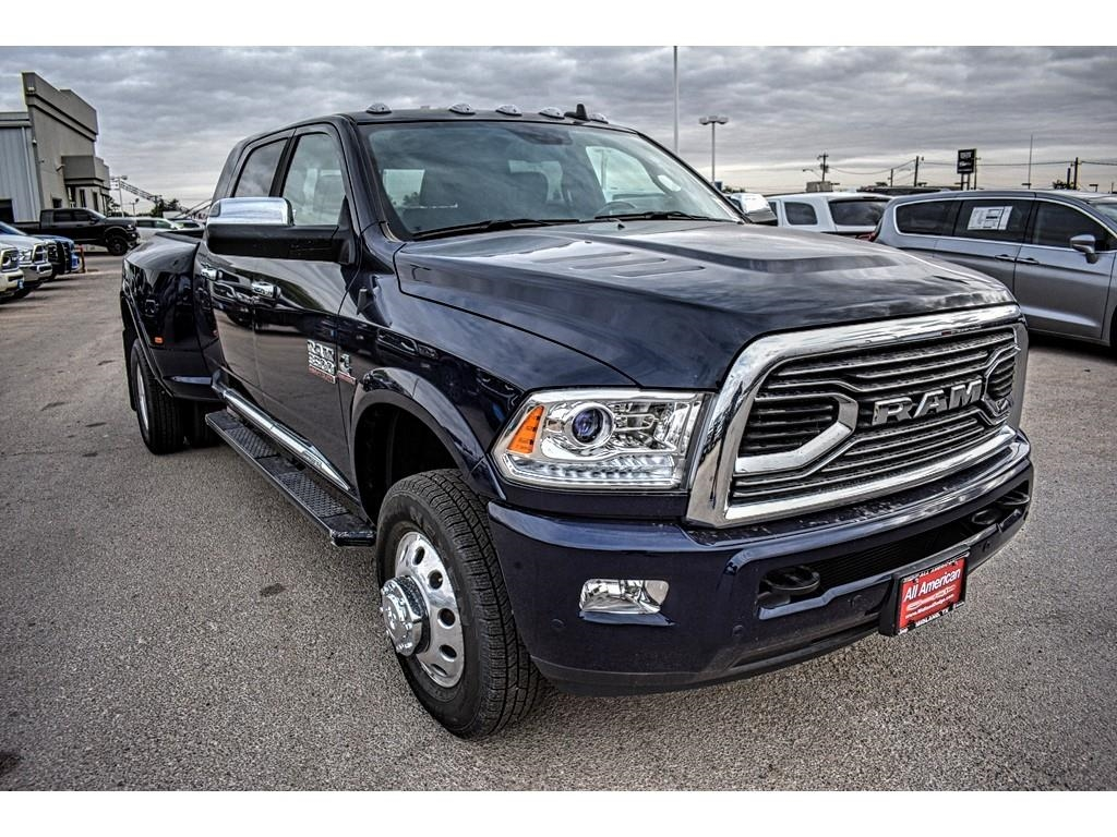 2018 Ram 3500 Mega Cab DRW 4x4,  Pickup #JG214658 - photo 3