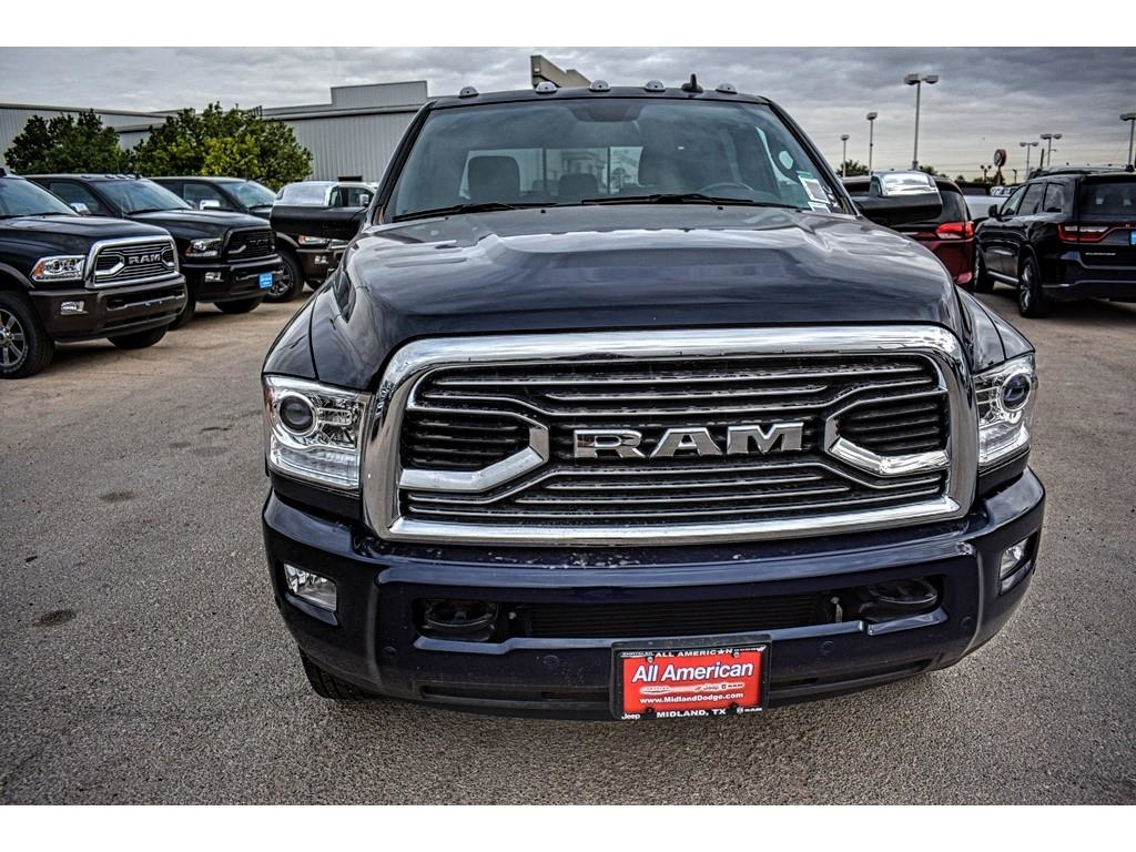 2018 Ram 3500 Mega Cab DRW 4x4,  Pickup #JG214658 - photo 4