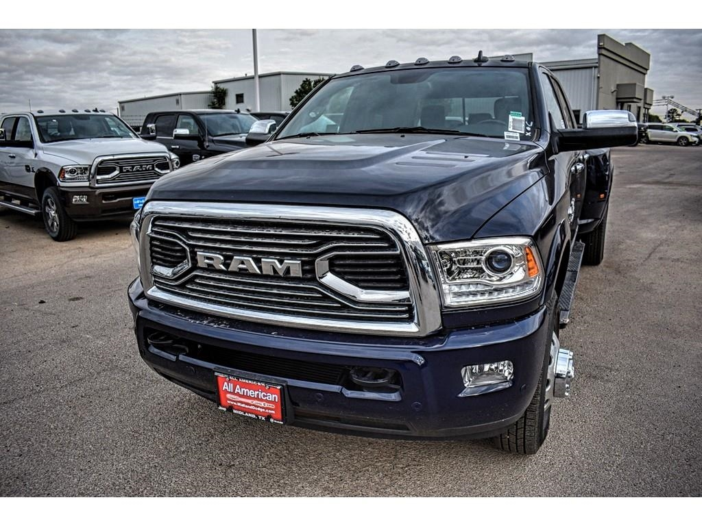 2018 Ram 3500 Mega Cab DRW 4x4,  Pickup #JG214658 - photo 5
