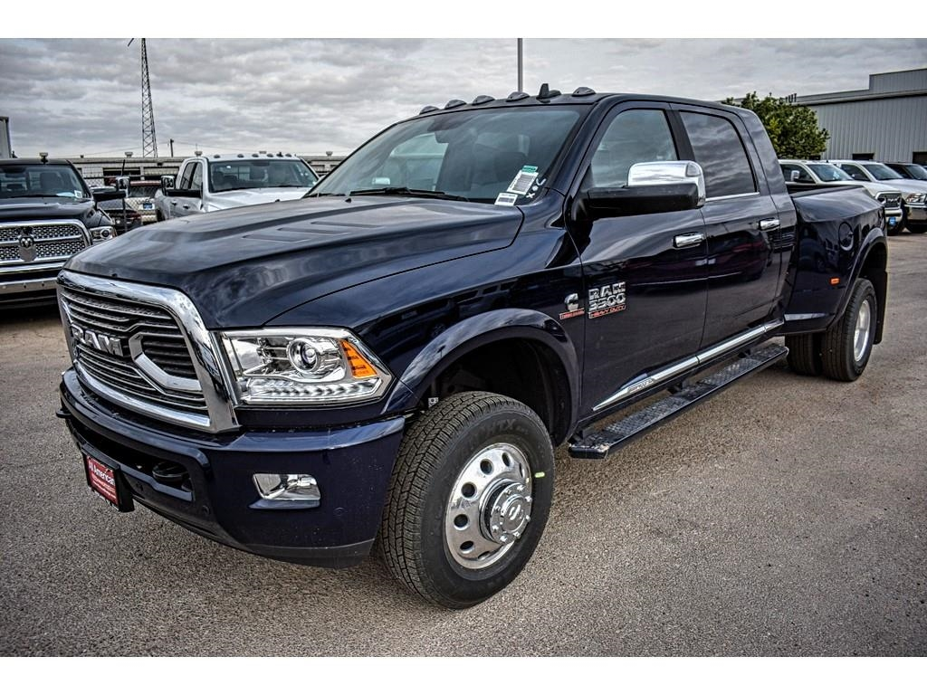 2018 Ram 3500 Mega Cab DRW 4x4,  Pickup #JG214658 - photo 6