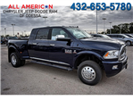 2018 Ram 3500 Mega Cab DRW 4x4,  Pickup #JG214658 - photo 1
