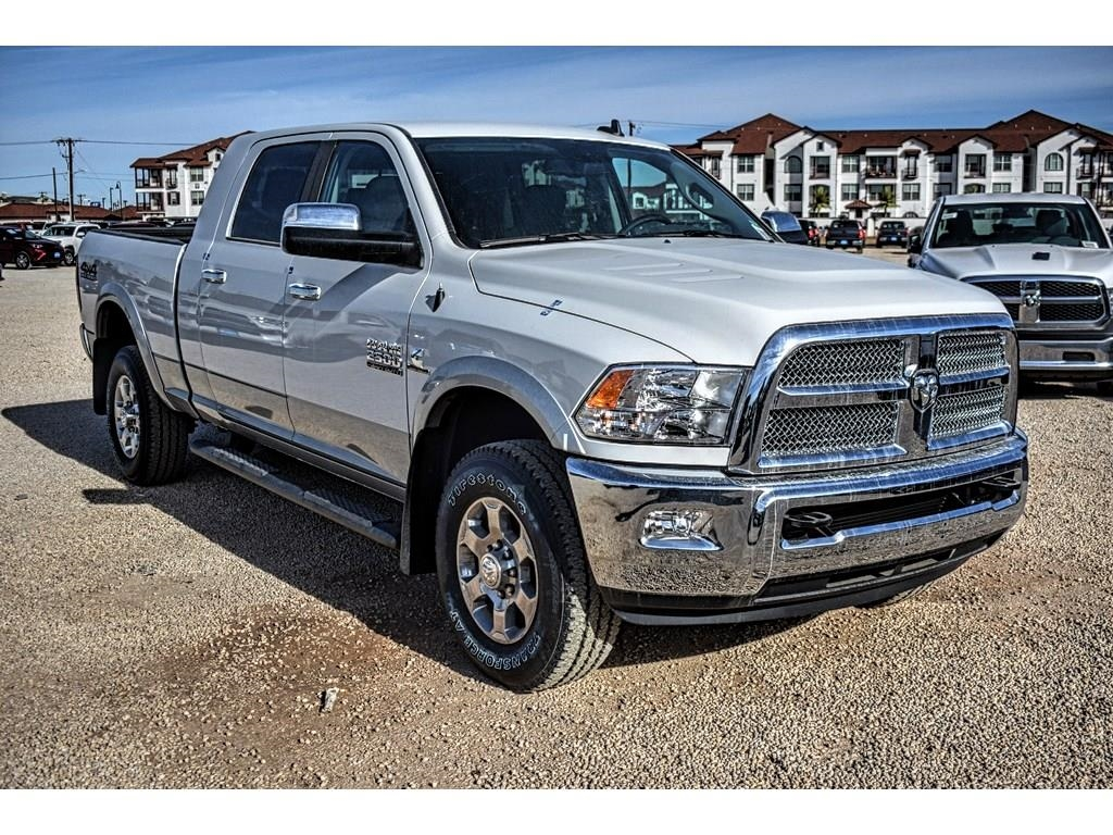 2018 Ram 2500 Mega Cab 4x4,  Pickup #JG216387 - photo 3