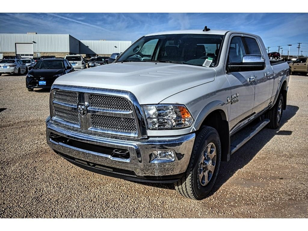 2018 Ram 2500 Mega Cab 4x4,  Pickup #JG216387 - photo 5