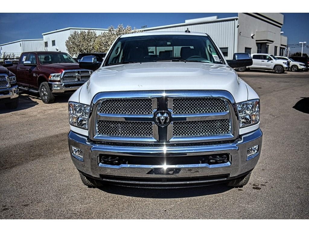 2018 Ram 2500 Mega Cab 4x4, Pickup #JG216388 - photo 4
