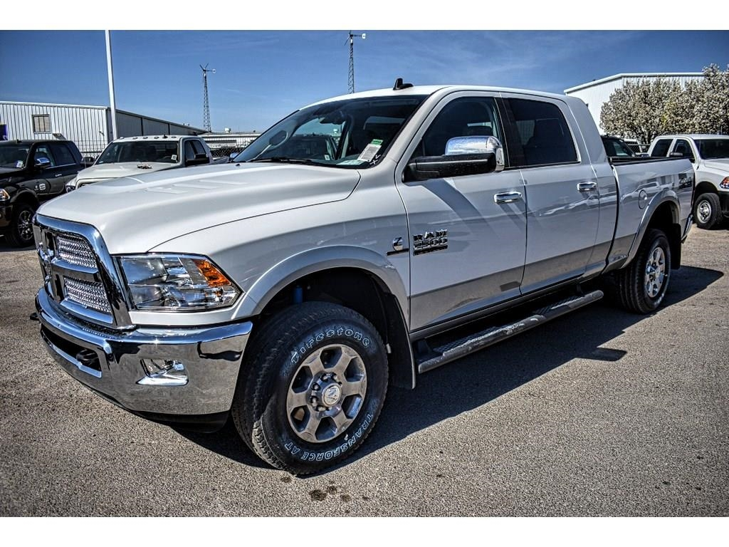 2018 Ram 2500 Mega Cab 4x4, Pickup #JG216388 - photo 6