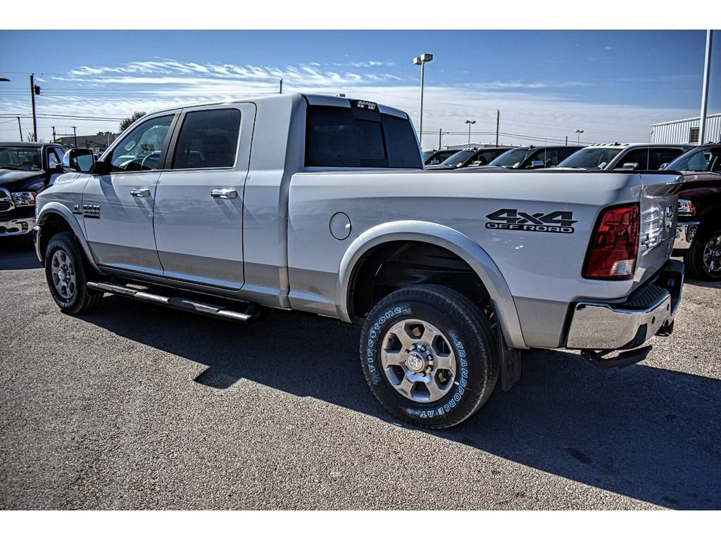2018 Ram 2500 Mega Cab 4x4, Pickup #JG216388 - photo 8