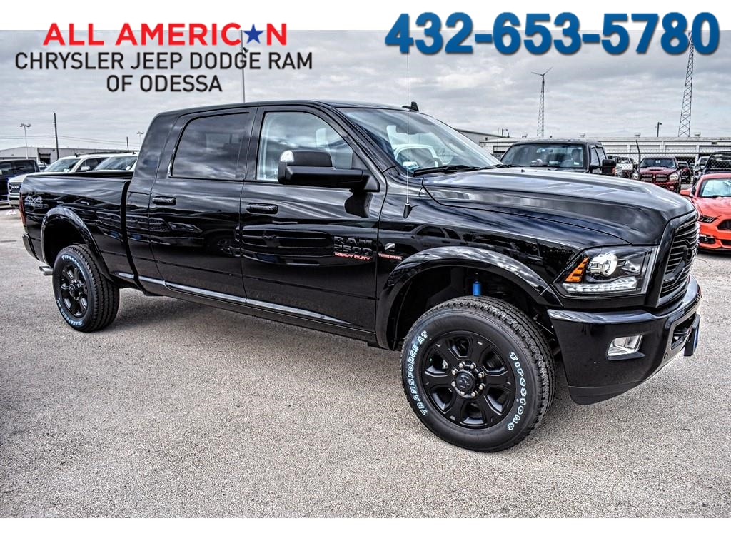 2018 Ram 2500 Mega Cab 4x4,  Pickup #JG221297 - photo 1