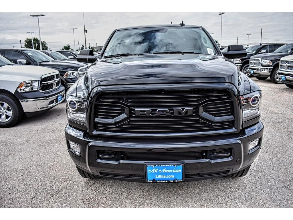 2018 Ram 2500 Mega Cab 4x4,  Pickup #JG221297 - photo 4
