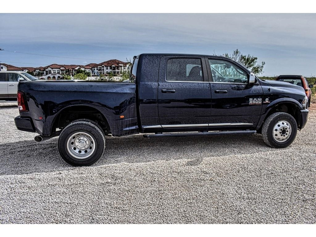 2018 Ram 3500 Mega Cab DRW 4x4,  Pickup #JG221681 - photo 12