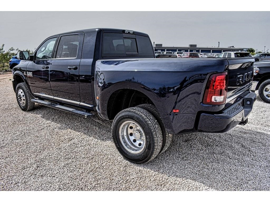 2018 Ram 3500 Mega Cab DRW 4x4,  Pickup #JG221681 - photo 8