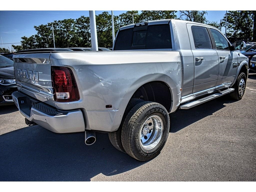 2018 Ram 3500 Mega Cab DRW 4x4,  Pickup #JG221683 - photo 2