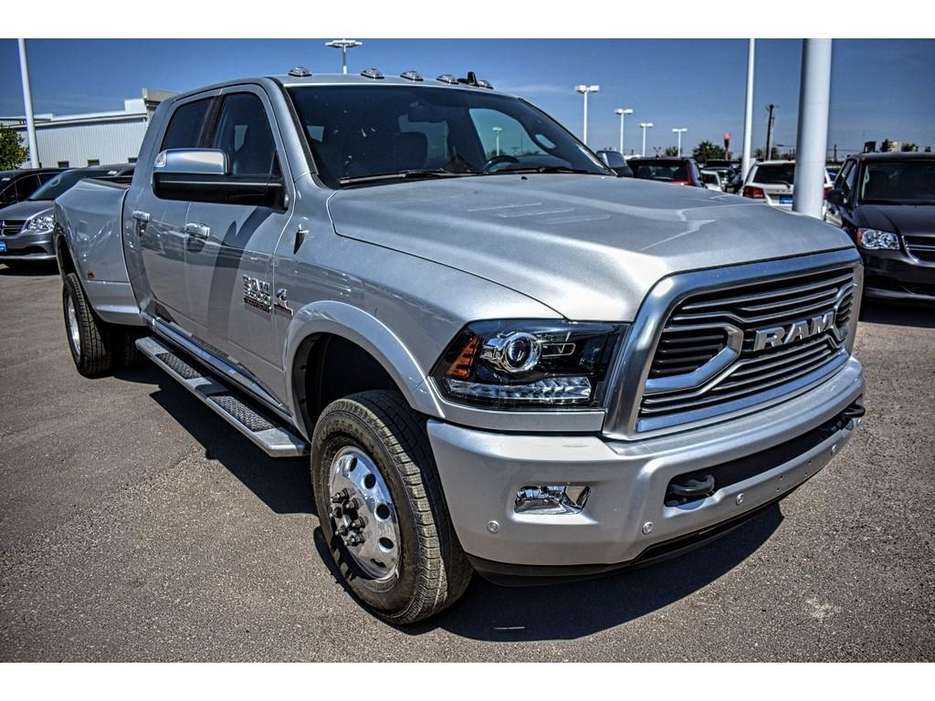 2018 Ram 3500 Mega Cab DRW 4x4,  Pickup #JG221683 - photo 3