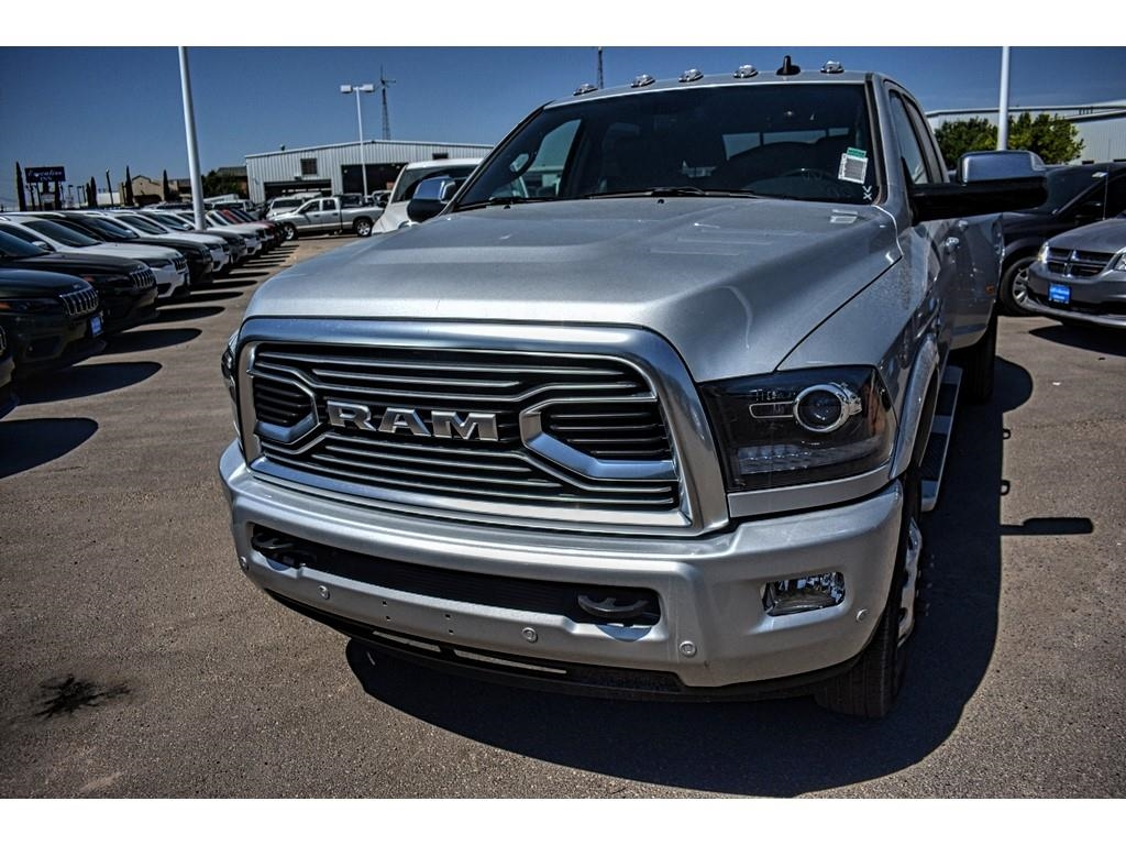 2018 Ram 3500 Mega Cab DRW 4x4,  Pickup #JG221683 - photo 5