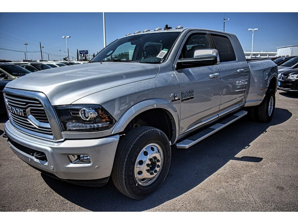 2018 Ram 3500 Mega Cab DRW 4x4,  Pickup #JG221683 - photo 6