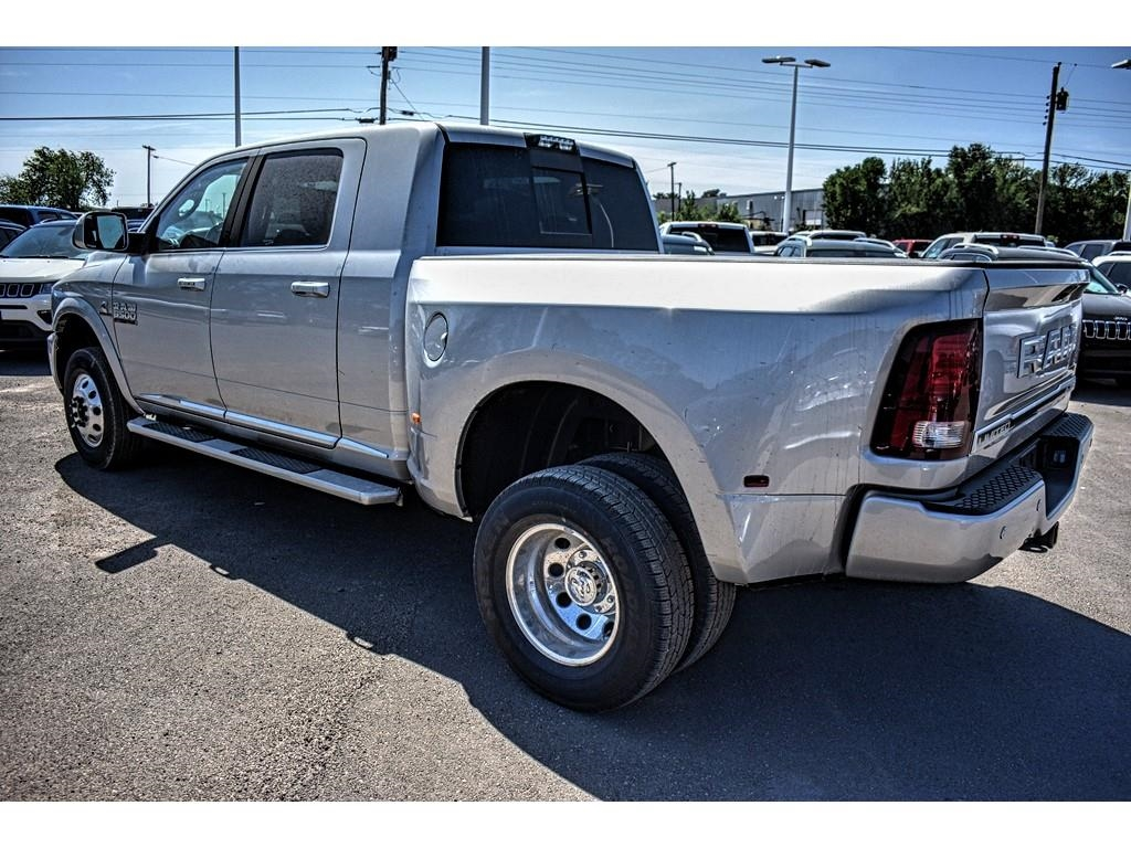 2018 Ram 3500 Mega Cab DRW 4x4,  Pickup #JG221683 - photo 8