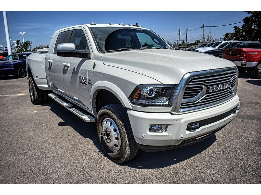 2018 Ram 3500 Mega Cab DRW 4x4, Pickup #JG221685 - photo 3