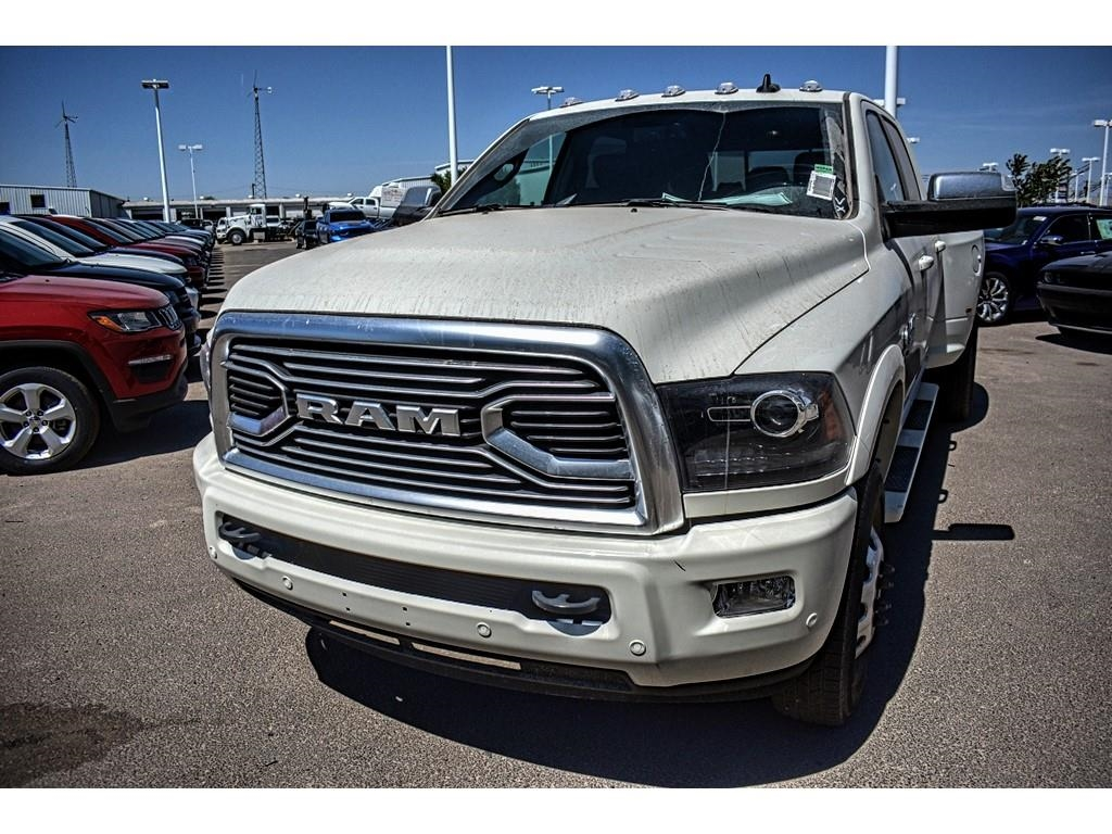 2018 Ram 3500 Mega Cab DRW 4x4, Pickup #JG221685 - photo 5