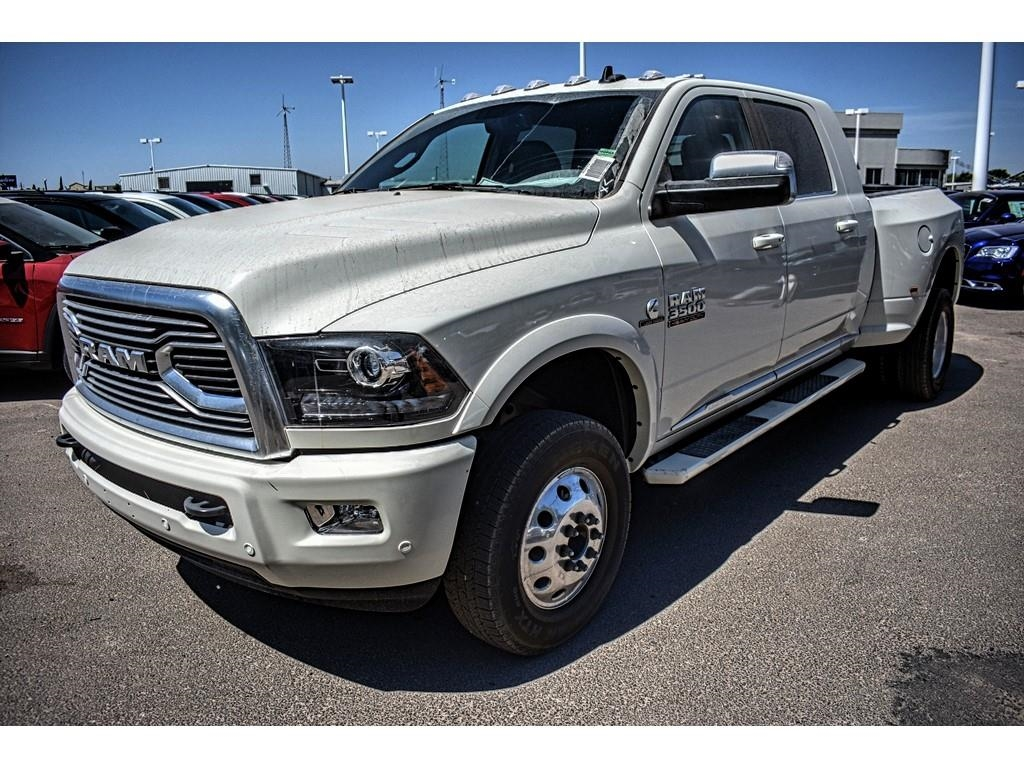 2018 Ram 3500 Mega Cab DRW 4x4, Pickup #JG221685 - photo 6