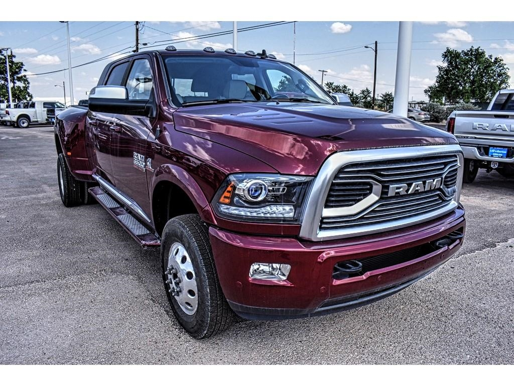 2018 Ram 3500 Mega Cab DRW 4x4,  Pickup #JG229225 - photo 3