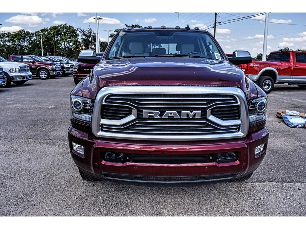 2018 Ram 3500 Mega Cab DRW 4x4,  Pickup #JG229225 - photo 4