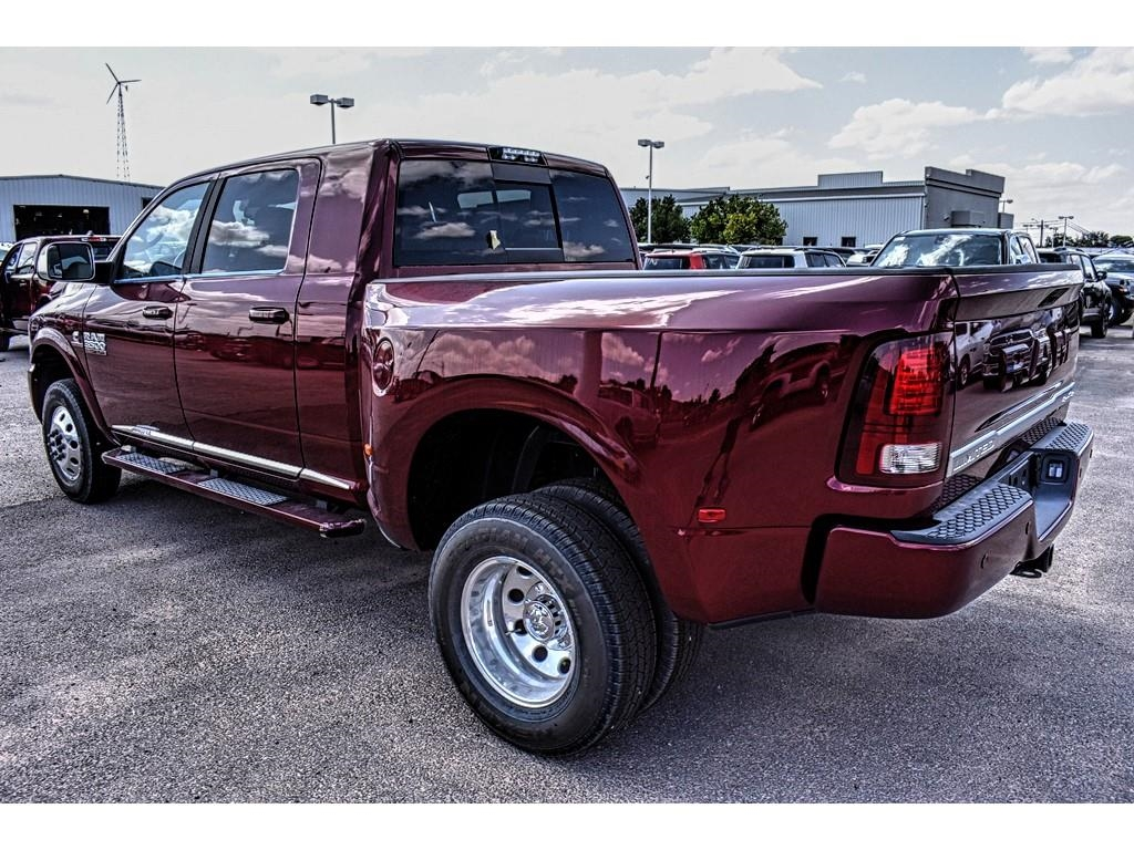2018 Ram 3500 Mega Cab DRW 4x4,  Pickup #JG229225 - photo 8