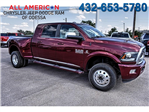 2018 Ram 3500 Mega Cab DRW 4x4,  Pickup #JG229225 - photo 1