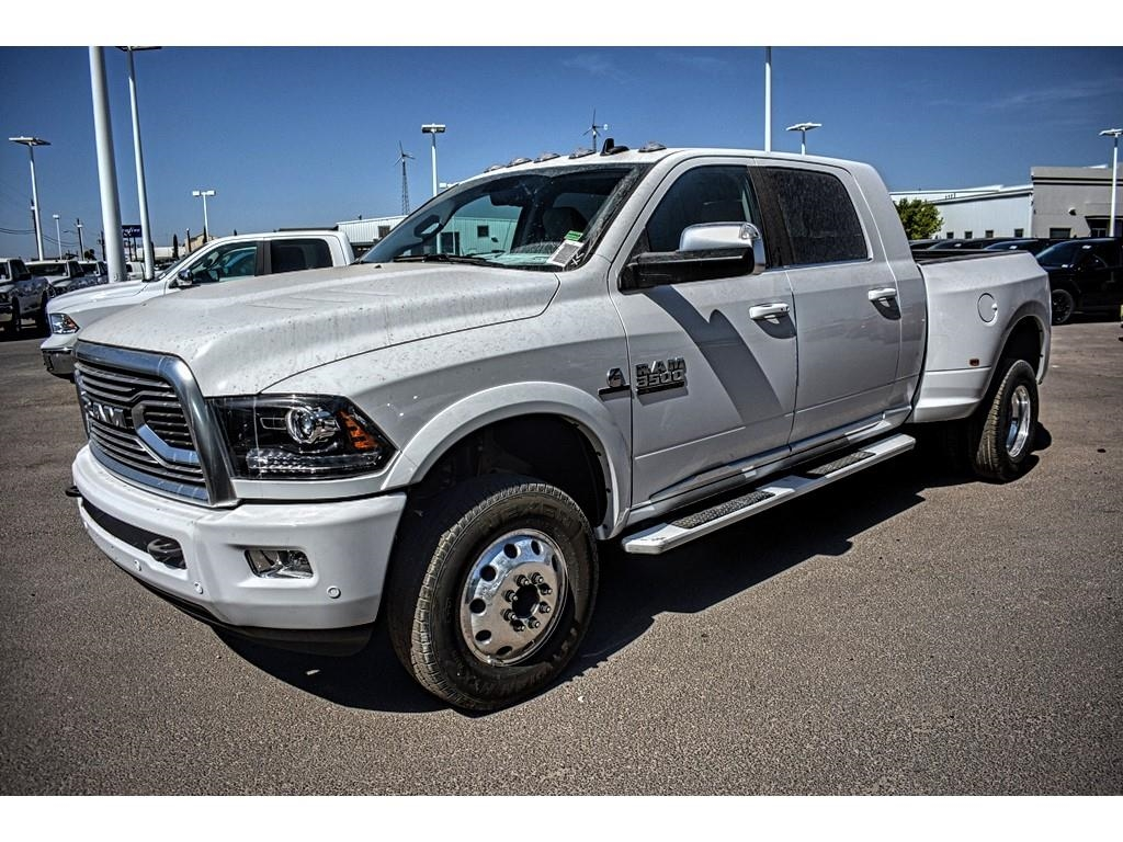 2018 Ram 3500 Mega Cab DRW 4x4, Pickup #JG229226 - photo 6