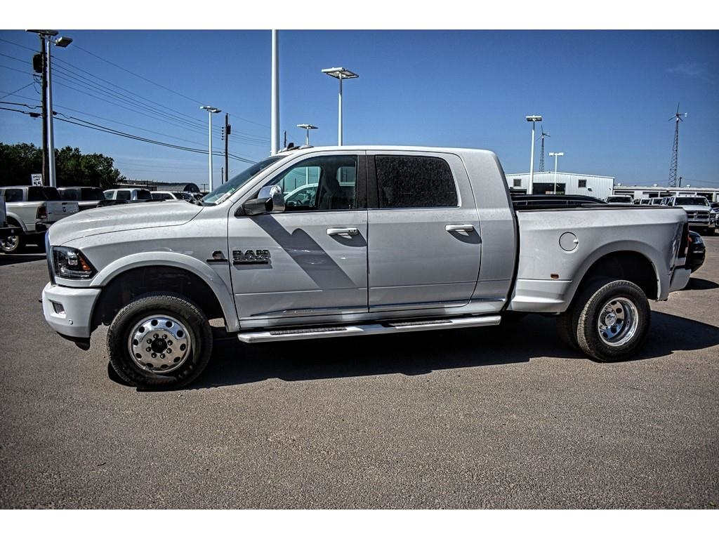 2018 Ram 3500 Mega Cab DRW 4x4, Pickup #JG229226 - photo 7