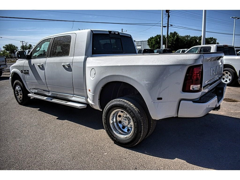 2018 Ram 3500 Mega Cab DRW 4x4, Pickup #JG229226 - photo 8