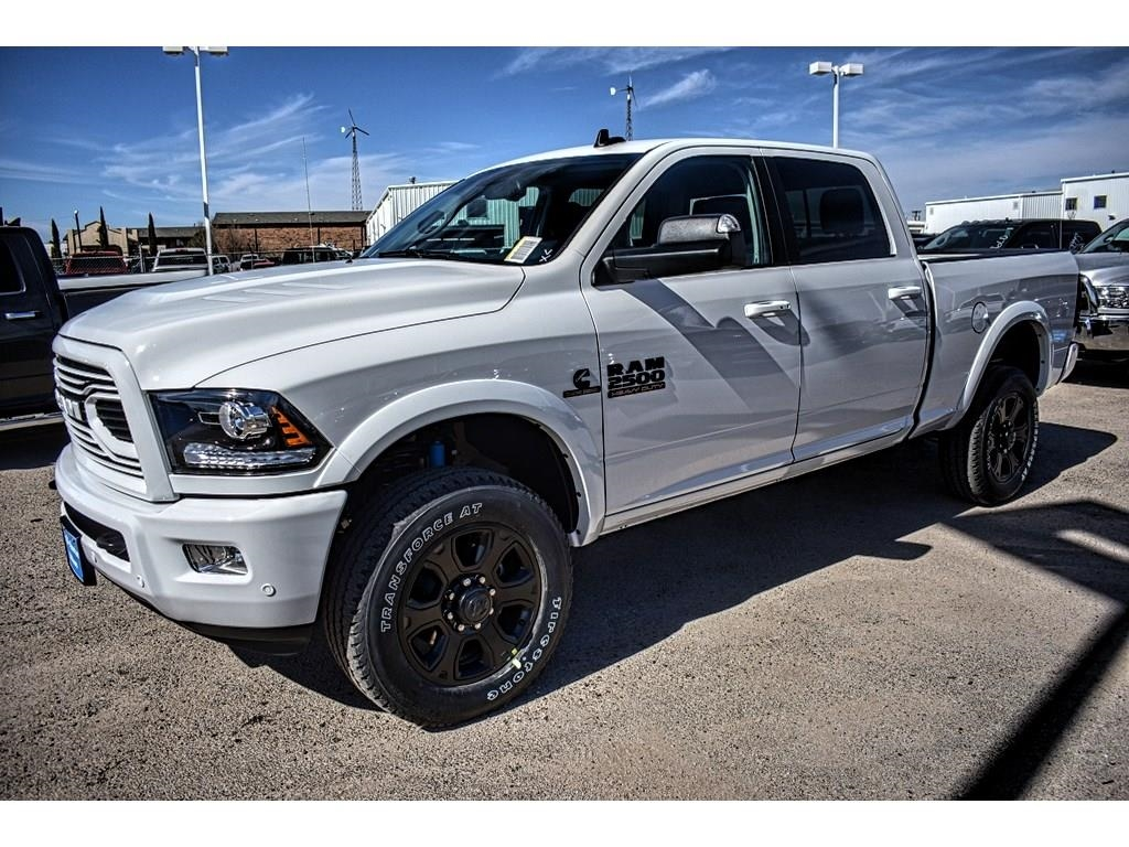 2018 Ram 2500 Crew Cab 4x4, Pickup #JG232395 - photo 6
