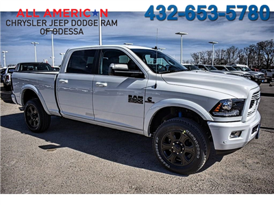2018 Ram 2500 Crew Cab 4x4, Pickup #JG232395 - photo 1