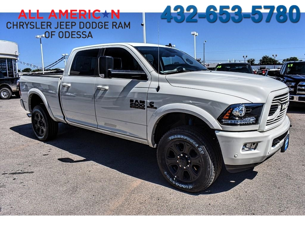 2018 Ram 2500 Crew Cab 4x4,  Pickup #JG232398 - photo 1