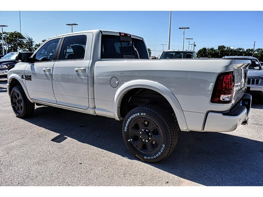 2018 Ram 2500 Crew Cab 4x4,  Pickup #JG232398 - photo 8