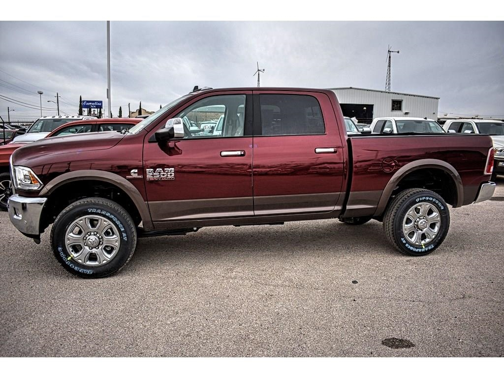 2018 Ram 2500 Crew Cab 4x4, Pickup #JG232401 - photo 7