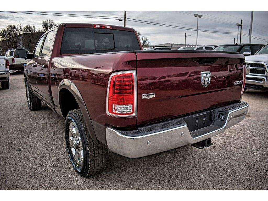 2018 Ram 2500 Crew Cab 4x4, Pickup #JG232401 - photo 9